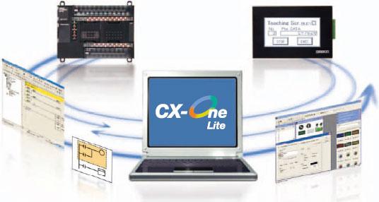 cx designer omron  software