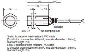 E2eh Proximity Sensor Ideal For High Temperatures And