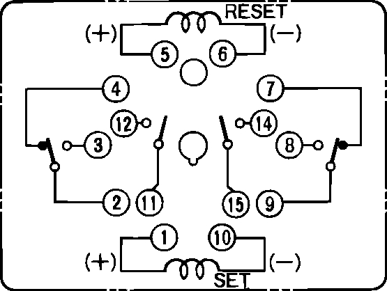 Dpst Relay Diagram