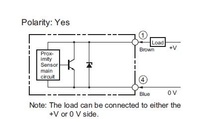 2 Wire Proximity Sensor Wiring Diagram - Wiring Diagram