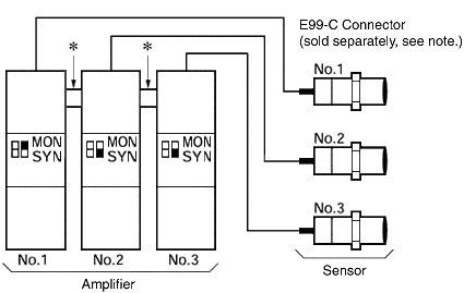 faq01272 for ultrasonic sensors omron industrial automation rh ia omron com Proximity Sensor Wiring Diagram Photoelectric Eye Wiring-Diagram 4 Wires