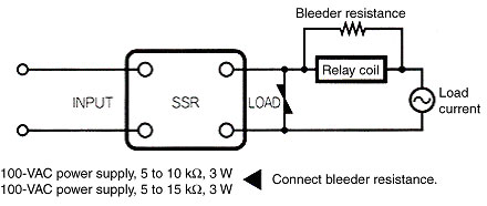 FAQ02079 for Solidstate Relays OMRON Industrial Automation