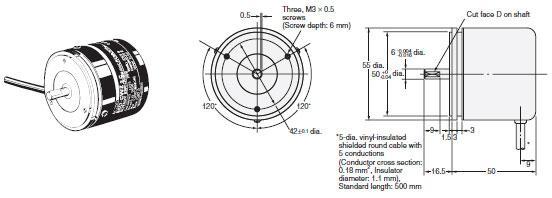 e6d dimensions
