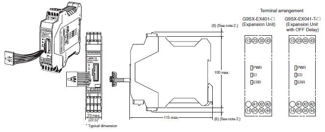 g9sx dimensions