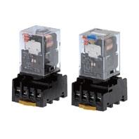 N.O. 10A Omron MKS3PI-5 Relay 11-PIN 3PDT Coil 30VDC 10A N.C. 250v
