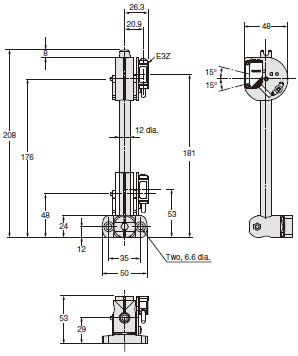 电路 电路图 电子 工程图 平面图 原理图 298_356